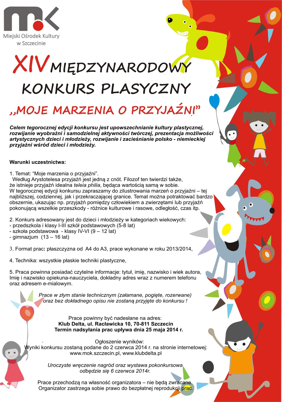Plakat MM2014