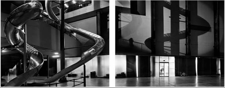 Slides in the Turbine Hall, Tate Modern, London, 2007 2007 Matthew Pillsbury born 1973 Presented by the artist and Pierre Brahm 2008 http://www.tate.org.uk/art/work/P20338