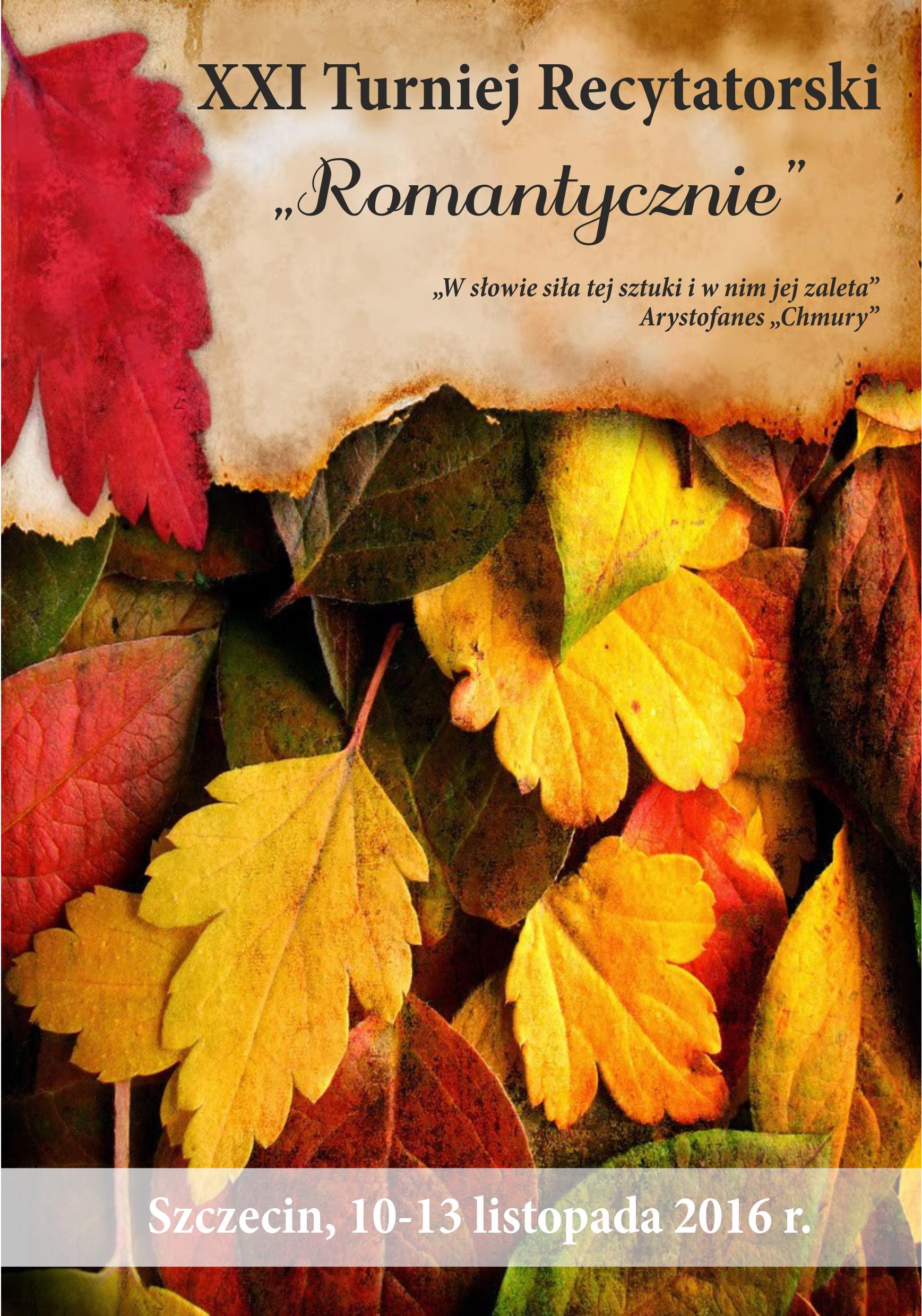 jesienny strona tytułowa